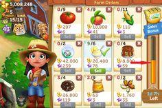 FarmVille 2 Country Escape Tips, Tricks, Cheats and Hacks. Farm Orders Board #FarmVille