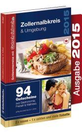 Gutscheinbuch Zollernalbkreis & Umgebung