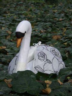Black Swan  textil Swan