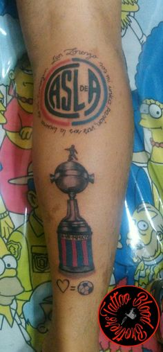 Copa y siglas de san Lorenzo. Blood Brothers, As Roma, Psychedelic, Deco, Poster, Breakfast Nook, Tatoo, Deadpool Wallpaper, Football Pictures