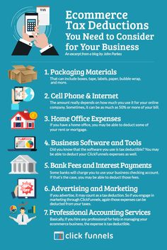 As you manage your own online business, you often need to pay a lot in expenses just to keep everything running smoothly. Learn the Ecommerce Tax Deductions You Need to Consider for Your Business. Sales And Marketing, Internet Marketing, Online Marketing, Inbound Marketing, Marketing Ideas, Media Marketing, Small Business Tax, Home Based Business, Online Business