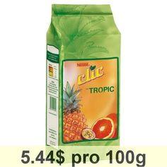 Nestlé Clic Tropic Tea For Nescafé Professional Drinks Machines, 1000G