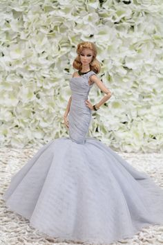 New Evening dress  for Fashion royalty / silkstone  by t.d.fashion 6/11/1 #tdfasiondoll