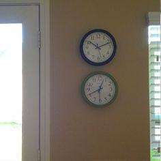 Deployment Clocks