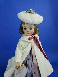 RARE ELISE doll in JUNIOR LEAGUE! #MadameAlexander Madame Alexander, Disney Characters, Fictional Characters, Dolls, Disney Princess, Baby Dolls, Puppet, Doll, Fantasy Characters