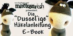 """*E-Book* Häkelanleitung """"Dussel"""" by Mackenvieh von Mackenvieh auf DaWanda.com"""