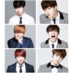 BTS maknae line - they really have grown <3