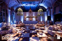Photograph by: Nancy Cohn Photography | Venue: The Breakers