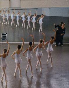 Dance Studio Shots