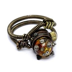 examples of steampunk jewelry