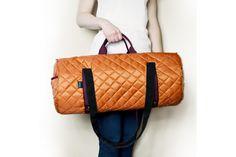 SPORTS BAG/ TORBA SPORTOWA Handmade Design, Fashion Art, Sport, Gallery, Bags, Things To Sell, Handbags, Deporte, Roof Rack
