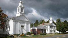 Congregational Church, Tolland CT