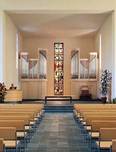 Lyss, reform. Kirche (HB) – organ index, die freie Orgeldatenbank