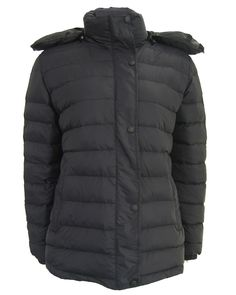 Fair Trade Short Puffer Coat
