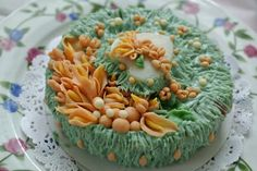 Soap cake!