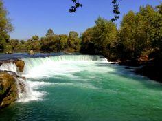 Antalya Manavgat Waterfall