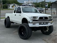 1997 Toyota Tacoma 22x14 -76mm Mayhem Missile 1997 Toyota Tacoma, Monster Trucks, Gallery, Vehicles, Cars, Vehicle