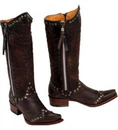 Old Gringo Red Rock Chic Boots - $440