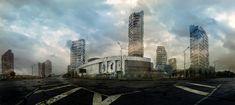 Post Apocalyptic Vilnius by Carlo Verso