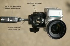 Inexpensive Pole Aerial Photography (PAP)