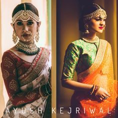 Bridal sarees by Ayush Kejriwal For purchases email me at designerayushkejriwal@hotmail.com or what's app me on 00447840384707 We ship WORLDWIDE.
