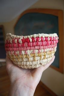 Tutorial – Simple basket weaving tutorial with Deb Cole