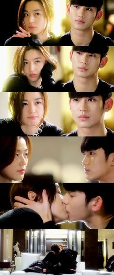 My love from the stars Best Dramas, Korean Dramas, Drama Film, Drama Series, Korean Actresses, Korean Actors, Korean Tv Shows, My Love From Another Star, Handsome Faces
