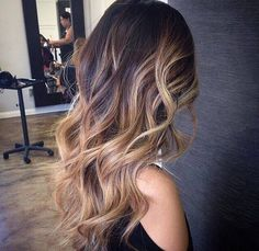 Think I should make the ombré my jump into changing hair color... Love this!