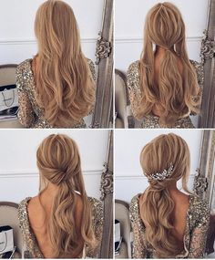Gorgeous and Easy Homecoming Hairstyles Tutorial For women with medium shoulder . Gorgeous and Easy Homecoming Hairstyles Tutorial For women with medium shoulder . Wedding Hairstyles Tutorial, Simple Wedding Hairstyles, Hairstyle Tutorials, Gorgeous Hairstyles, Wedding Hair Tutorials, Long Hair Tutorials, Wedding Updo Tutorial, Bridesmaid Hair Tutorial, Prom Hair Tutorial