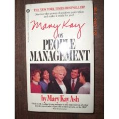 Mary Kay on People Management {kindle or book} $5