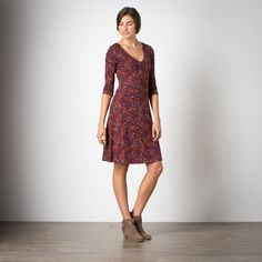 Toad&Co Women's Rosalinda Dress Pin it to Win it! I loooove my Rosalinda dresses (in 2 colors) & I would looove to have more in other colors!