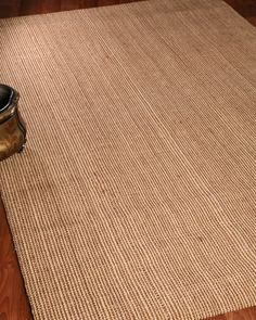 for Dining Room: Mantra Sisal Rug