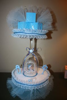 Baby Shower Centerpiece By On Etsy