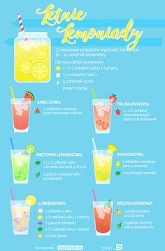 12 Unique Lemonade Recipes For Summer - Pottery Barn Best Lemonade, Peach Lemonade, Watermelon Lemonade, Lemonade Drink, How To Make Lemonade, Strawberry Lemonade, Snacks For Work, Healthy Work Snacks, Healthy Drinks