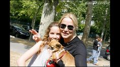 Sophie Favier et sa fille