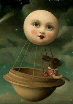 MoonBalloon