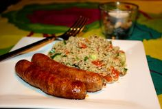 appealing to meat lovers, vegetarian's can leave off the sausage.