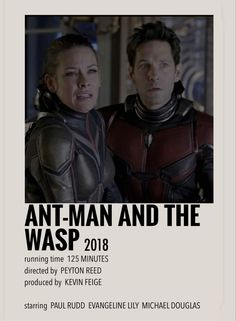 Ant-man and the wasp by Millie
