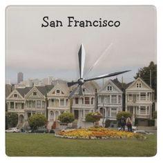 San_Francisco_wall_clock