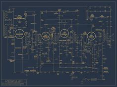 Let's All Obsess Over This Intricate Map of Alt Music History