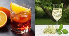 10 lyxiga, enkla drinkar med bara tre ingredienser