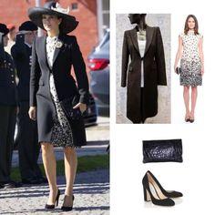 5th September, Danish Royal Family, Danish Royals, Crown Princess Mary, Royal Fashion, Denmark, New Look, Chic, Police