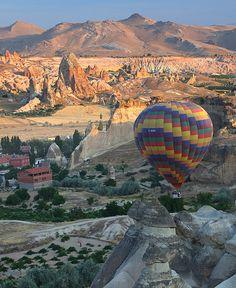 Balloons of Cappadocia - X by Suppi-lu-liuma on deviantART / Turkey