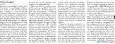 SCRIVOQUANDOVOGLIO: CAGLIARI,FIDUCIA A DI GENNARO (18/07/2015)