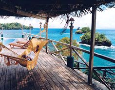 Hammock daze in Panama-visit the place my Dad was born.