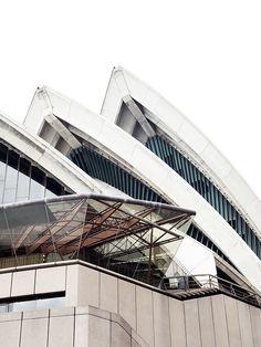 lingered upon: Sydney Opera House