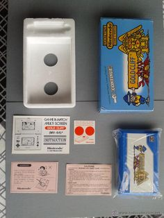 NINTENDO GAME&WATCH GOLD CLIFF MV-64 MULTISCREEN COMPLETE BOXED NEW UNUSED! R3433 - Foto 1