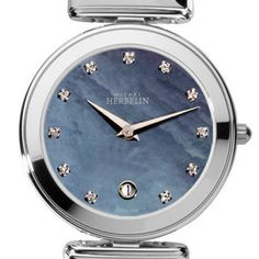 michelle herbelin watches | Michel Herbelin watches: Michel Herbelin Câbles 19415/B60
