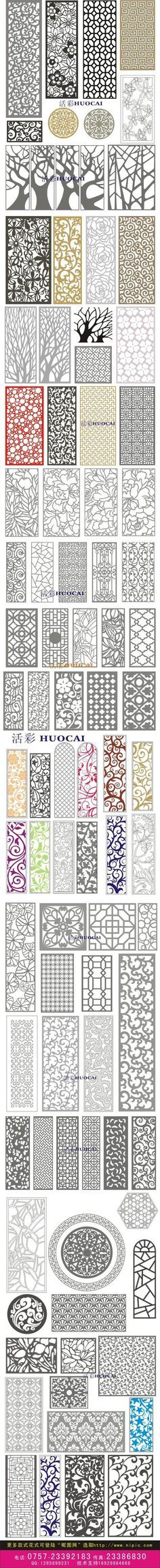 patterns for stencil