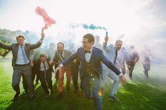 Photo de groupe mariage témoins fun - Photo Pierre Atelier - LaFianceeduPanda.com 1